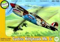 Curtiss Kittyhawk Ia Aces 1:72 / AZ Model Legato 7225